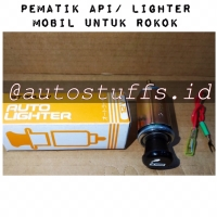 Colokan Charger/Stanley Auto Lighter/Pematik Api Mobil/Colokan Rokok