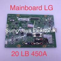 MB 20LB450 mainboard LG 20 LB 45 modul TV 20 LB 450A mesin TV