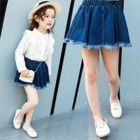 Rok jeans anak 2-7tahun import / rok denim anak / baju import anak