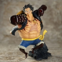 One Piece Luffy Gear Four Champion 2014 Figure(realpic foto 4-5)