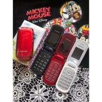 Handphone samsung caramel GT-E1272 handphone flip handphone murah