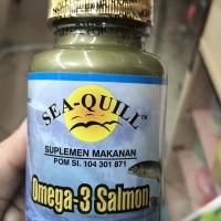 Sea quill omega 3 salmon 30 sofgel