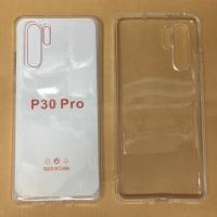 Huawei P30 Pro Jelly Case Bening Silikon Transparan TPU Anti Jamur