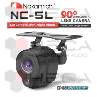Nakamichi NC-5L HD Kamera Mundur NC5L Belakang Mobil Rear View Camera