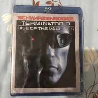 PROMO Blu ray Terminator 3 Rise of the Machines Reg A US - Brand New