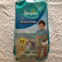 Pampers Renang Popok Celana Pampers Splashers Uk L 14 - 18kg