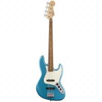 Fender Standard J Bass Pau Ferro Fretboard Lake Placid Blue