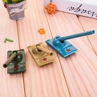 GROSIR Pulpen Tank baja / bolpen karakter lucu unik murah souvenir pen