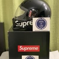 Supreme Simpson Street Bandit Helmet Black
