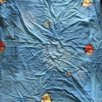 Sprei katun jepang kasur bayi 93x70x16 cm
