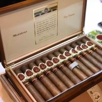 Cerutu / cigar sultan robusto box - 12