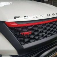 Grill Toyota Fortuner VRZ Model TRD Versi 2