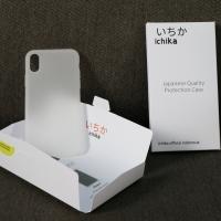 iPhone X Xs case ichika Soft Silicone 100% Original BNIB Clear