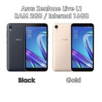 Asus zenfone live L1 RAM2GB/16GB Black/Gold