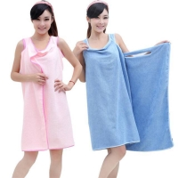 Baju Pakaian Dress Handuk Kimono Mandi Multifungsi Unisex Pria Wanita