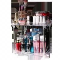 Rak Kosmetik Akrilik / Tempat Kosmetik / Makeup Organizer