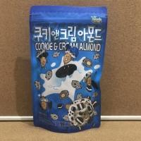 Cookies & Cream Almond 190gram ~ Produsen Honey Butter Almond