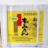 Matsuyuki arak masak hon Mirin 18 L