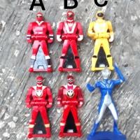 Jual mainan murah PILIH model toy ultraman / power ranger key us dx ex