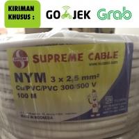 KABEL SUPREME NYM 3x2,5 mm 100m meter 3x2.5 100m 3 x 2,5 Cable 3 x 2.5