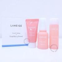 Laneige basic trial kit