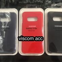 silicone case samsung s10e ori oem back cover s10lite