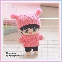 Bts kpop Doll 20 cm J-Hope Version