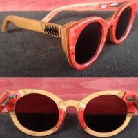 Kacamata skateboard kabau mato frame
