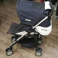 Aprica Stick Flat Baby Stroller