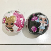L. O. L. LOL surprise ball 10 cm big sister boneka lol