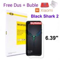 MAXFEEL Tempered Glass Xiaomi Black Shark 2 Skywalker Clear Glass