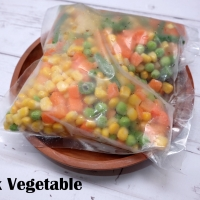 Mix vegetable frozen