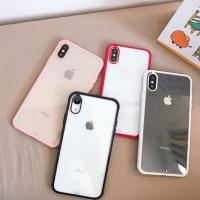 Silicone Bumper List Case Iphone 6 6S 6+ 6S+ 7 7+ 8 8+ X XR XS MAX