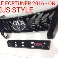 HOT ITEM!! Grill TRD Toyota Fortuner VRZ Lexus Style