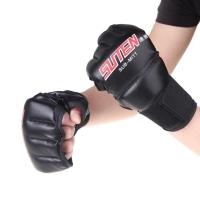 SUTEN Sarung tangan Half Gloves MMA Tinju Muay Thai Teakwondo Beladiri