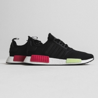 "Adidas NMD R1 ""Black/Red/Green"""
