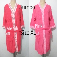 Kimono handuk mandi dewasa jumbo XL list