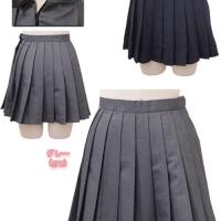Rok XXL by Req Harry Potter Cosplay Costume Sekolah Jepang Pendek