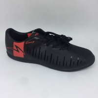 Sepatu futsal specs original Swervo Mojave 19 black red new 2019