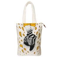 Tote Bag Kekinian ( Yellow Thunder )