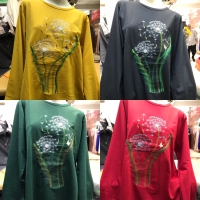 Blouse atasan kaos muslim fashion bigsize jumbo best seller bougenvill