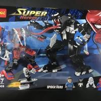 Lego KW Decool Super Heroes Collection Spiderman No 7137 Kolektor Main