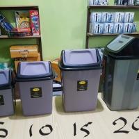 tempat sampah 20liter / tempat sampah besar