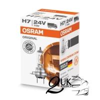 Bohlam Mobil Osram H7 24V 70W