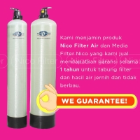 Filter Air Nico Free Ongkir Rumah Tangga Garansi 1Th Jernih Tak Berbau