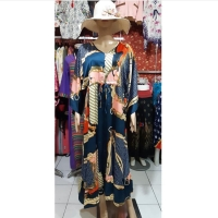 Dress Maxi Bangkok Premium Busui Friendly