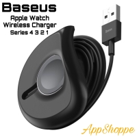 Baseus Wireless Magnetic Charger with USB Cable Apple Watch Siri 4321