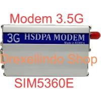 Modem 3.5G SIM5360E USB RS232