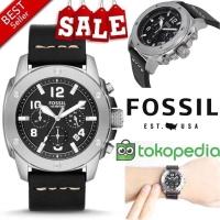 Jam Pria Fossil FS4928 & FS 4928 Original Baterai Leather