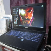 Laptop Super Gaming MSI GP62MVR Core I7 Ram 16GB Vga GTX 1060